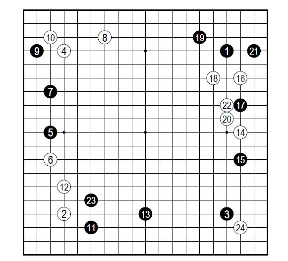 囲碁棋譜画像