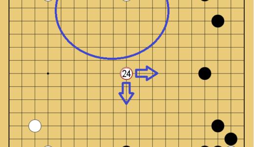 【囲碁の三連星はこわくない!】打ち方と白の対策