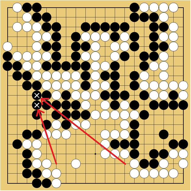 囲碁整地画像