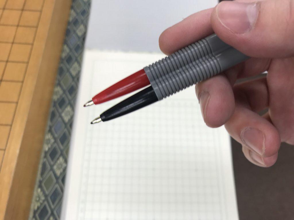 棋譜取りペン