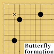 Butterfly formation