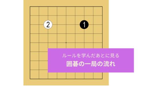 【囲碁入門⑤】ルールを覚えたら打ち方を学ぼう