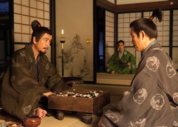 真田丸の囲碁シーン
